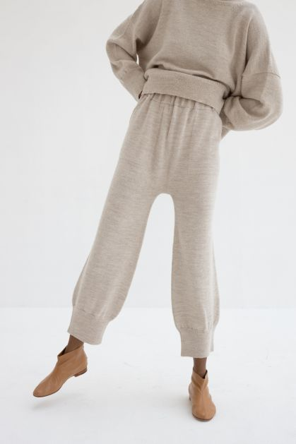 New Arch Pants in Hessian