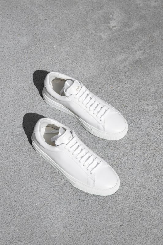 ZSP4 High Nappa in White