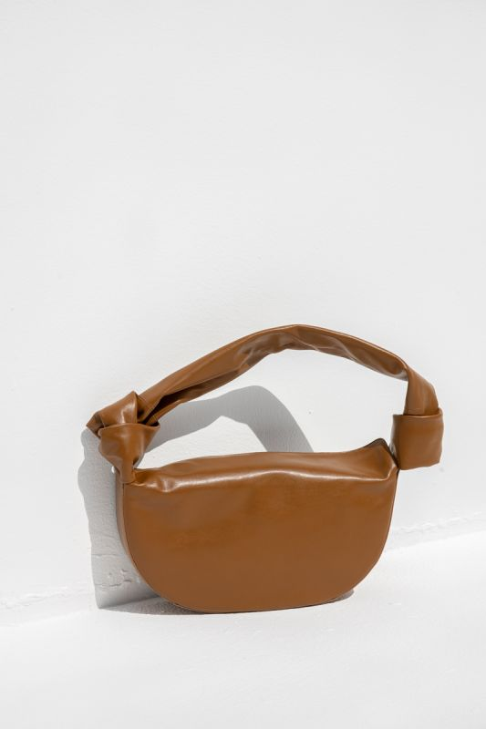 Double Knot Bag in Tan