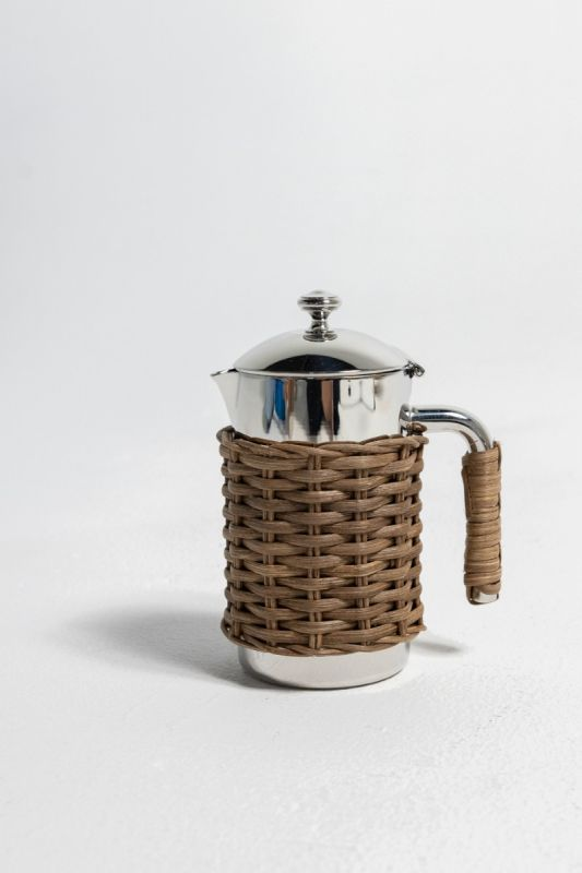 0.3 LT Rennes Carafe in Dark Brown Rattan