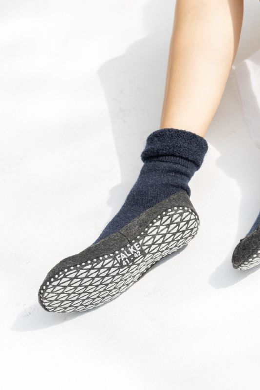 Cosyshoe Slipper in Dark Blue