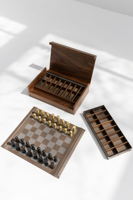 42.5X28XH 10.5 CM Game Board for Chess and Checkers
