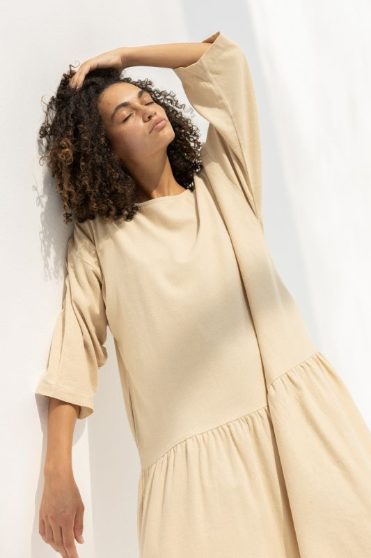 Easy Dress in Natural
